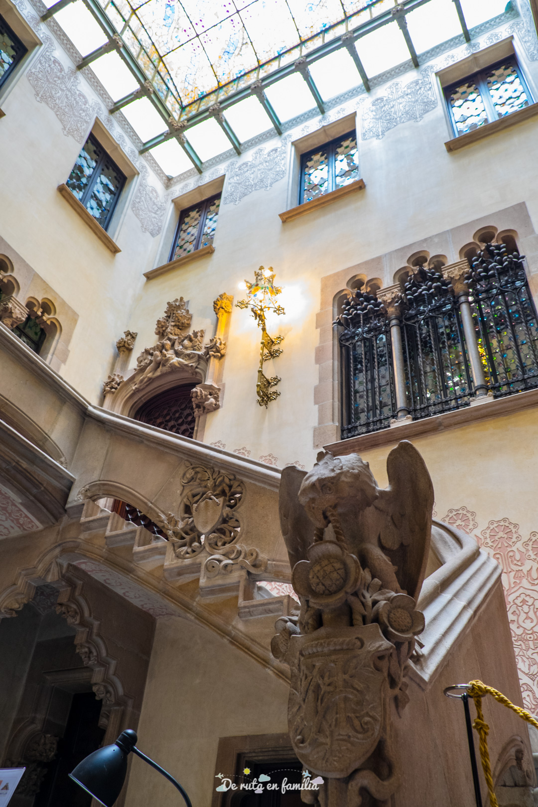Casa Amatller. Casas singulares de Barcelona