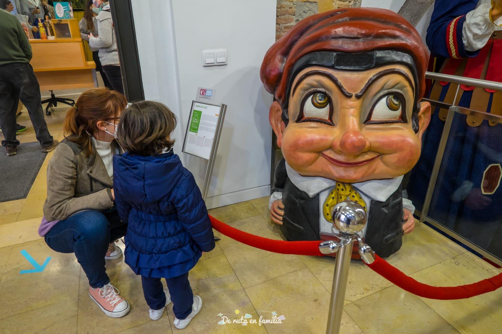 Barcelona con niños. Casa dels Entremesos