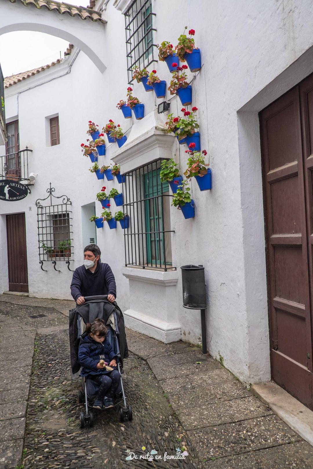 Barcelona con niños. Poble Espanyol
