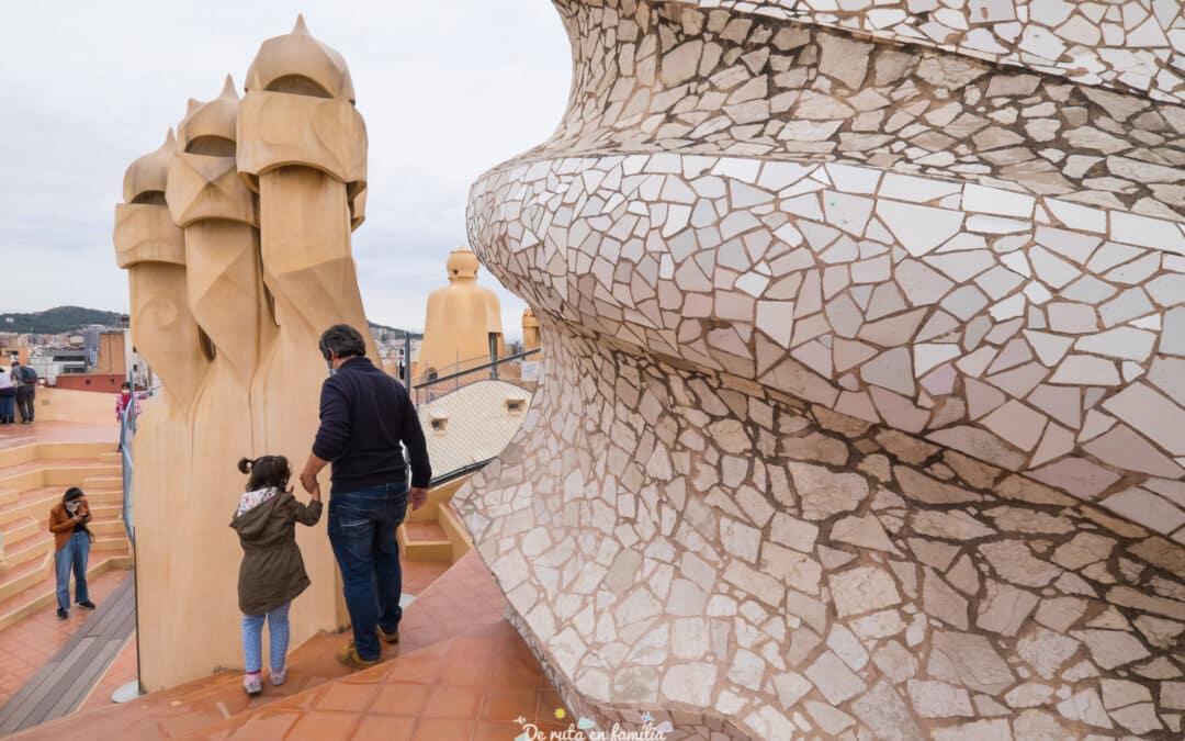 Nuestra experiencia visitando La Pedrera en Barcelona