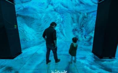 Visitamos con niños la nueva 10D Experience de la Casa Batlló
