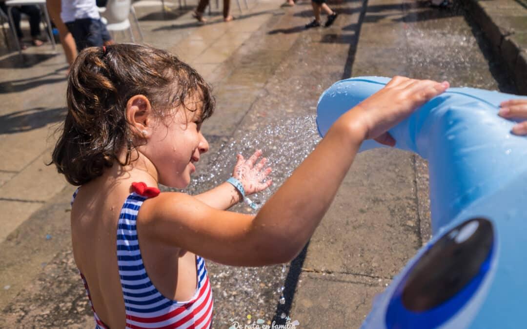 Actividades de verano en el Poble Espanyol de Barcelona