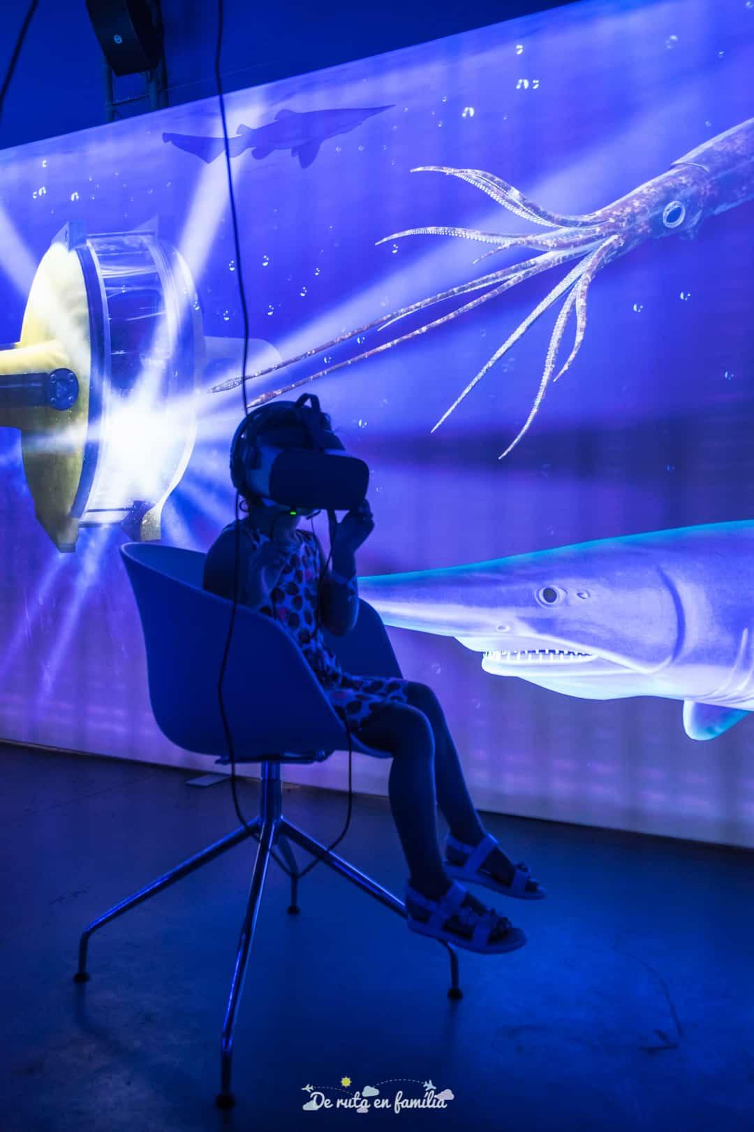 Exposición Criaturas submarinas en el Poble Espanyol de Barcelona