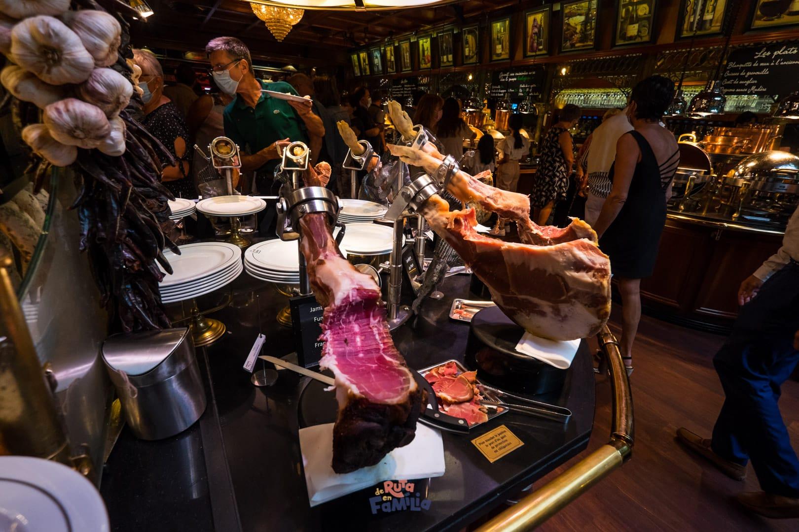 foto de les grands buffets de narbona