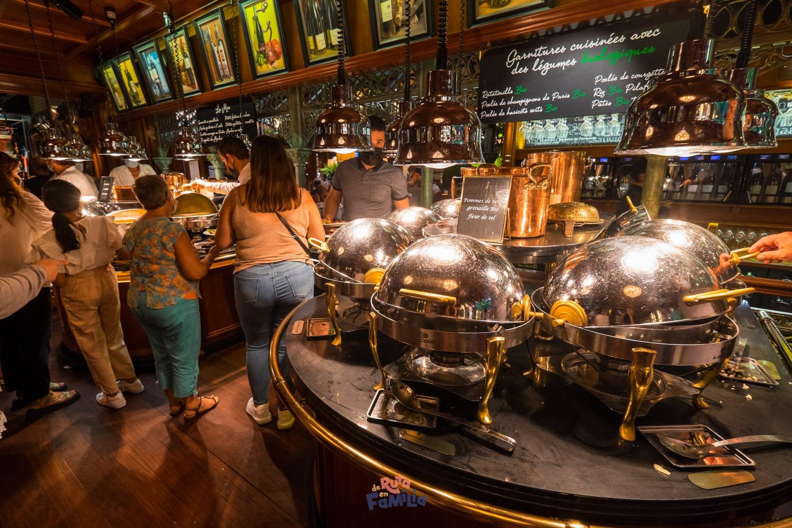 fotos de les grands buffets de narbona