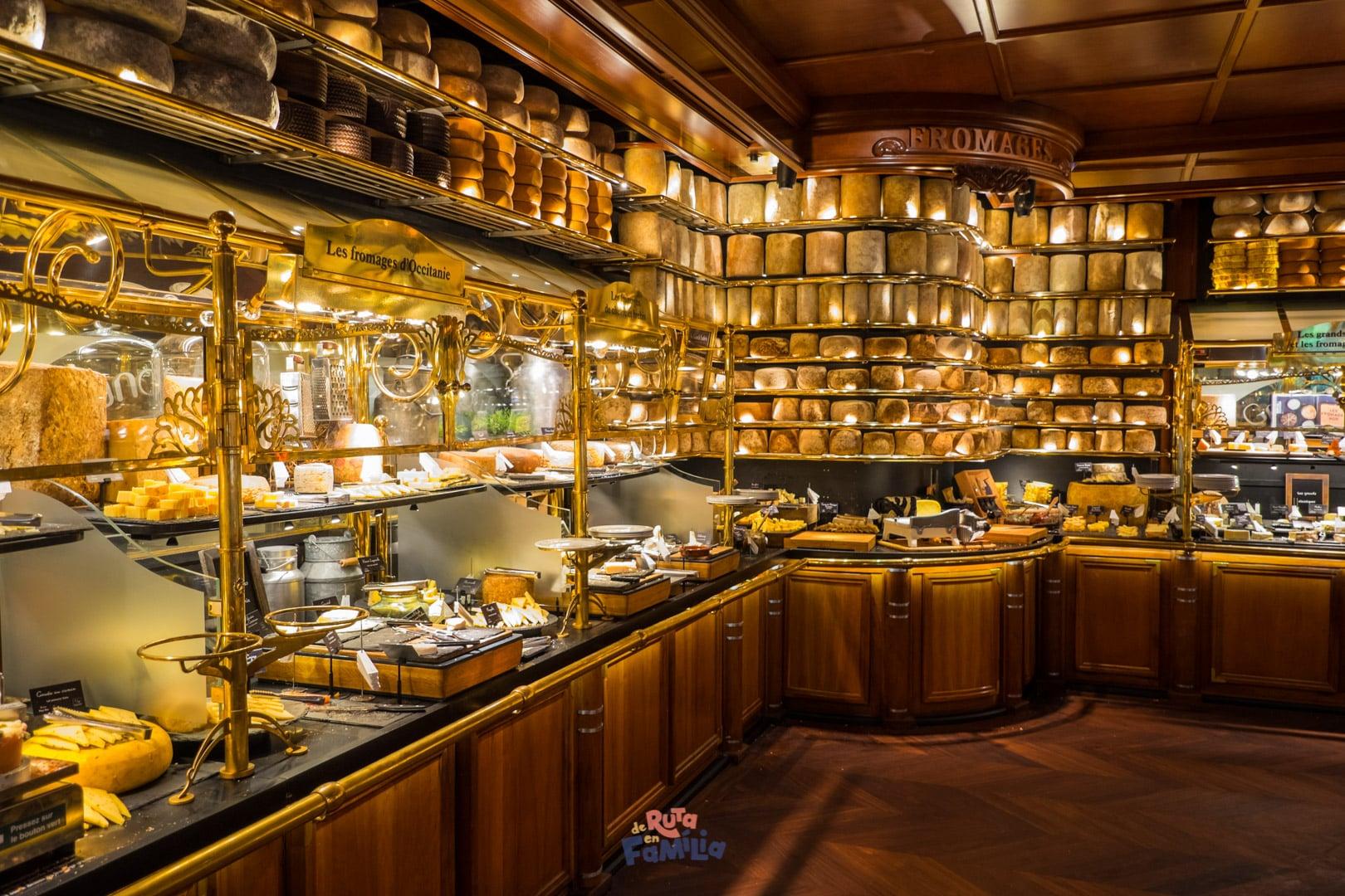 quesos les grands buffets de narbona