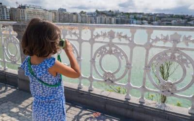 San Sebastián con niños. Qué ver y hacer con niños en Donosti